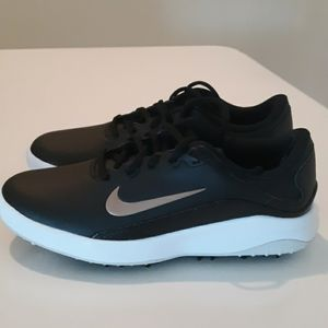 NIKE Fitsole WMNS Golf Shoes Sz 7W